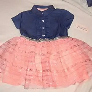 Baby girl dress new with tags